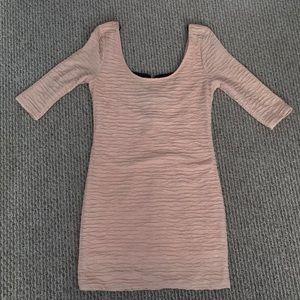 Mini dress from material girl